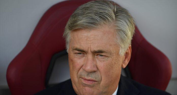 """Ancelotti: """"Rimaniamo umili. Juve? Prima il Parma"""""""