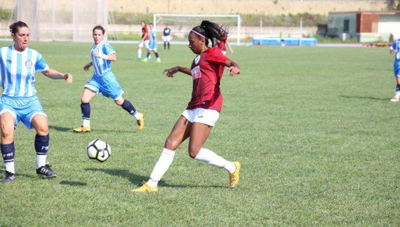 Coppa Italia, il Napoli Femminile Carpisa Yanamay vince il derby