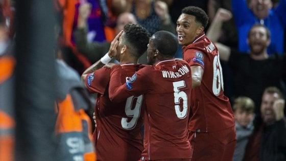 Champions, Napoli-Liverpool: sul 2 l'80% delle giocate, l'impresa azzurra vale 3,45