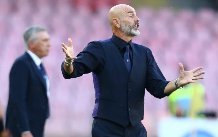 """Pioli: """"Tenuto testa al Napoli, ma ho rimpianti"""""""