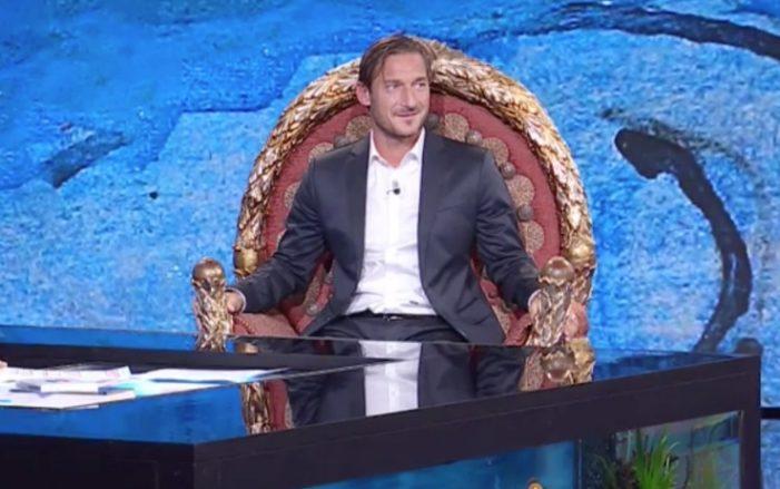 """Totti: """"Restare a Roma la mia più grande vittoria"""""""