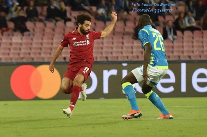 Napoli, Koulibaly lascia il ritiro del Senegal per  affaticamento muscolare
