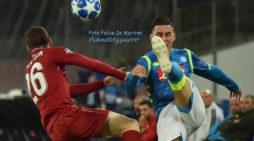 PHOTO GALLERY: 3-10-2018 Napoli vs Liverpool