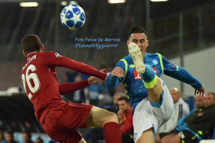 PHOTO GALLERY: 3-10-2018 Napoli vs Liverpool