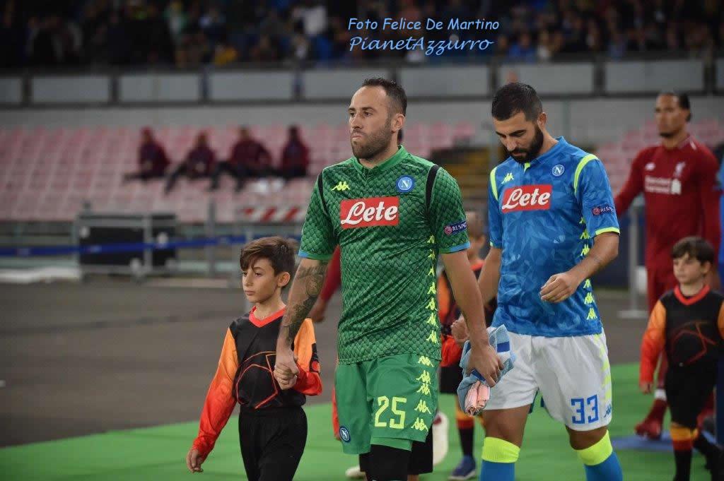 """Ospina, il padre: """"David sta bene a Napoli e le parole di Ancelotti rappresentano una splendida notizia"""""""