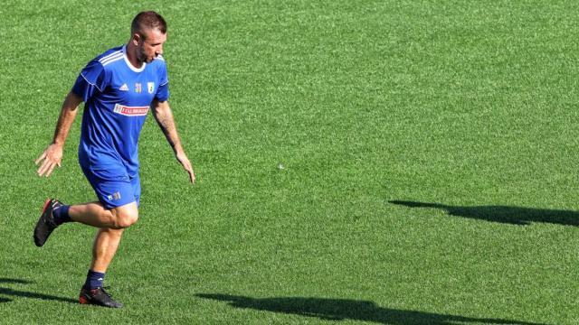 """Cassano lascia il calcio: """"Inizia il secondo tempo della mia vita"""""""