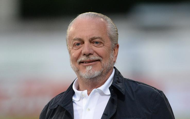Repubblica: De Laurentiis sogna di entrare nel Consiglio di Lega, molti club di A lo appoggeranno