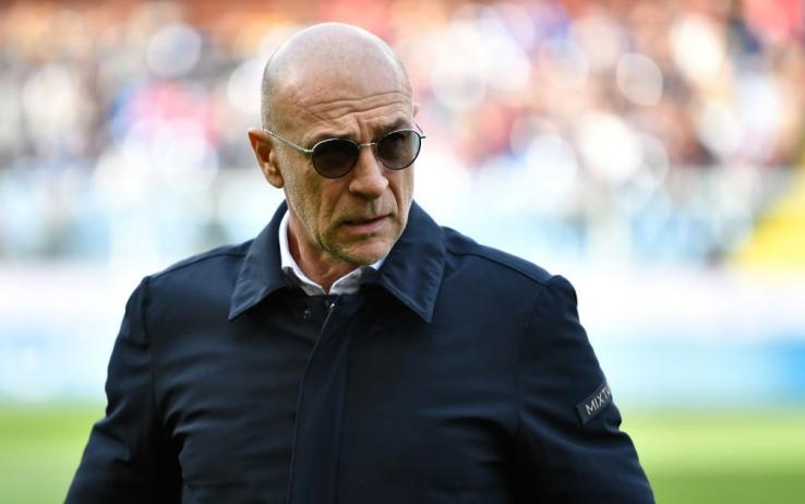 """Davide Ballardini: """"Ieri il Napoli meritava di vincere, ha interpretato bene la partita"""""""