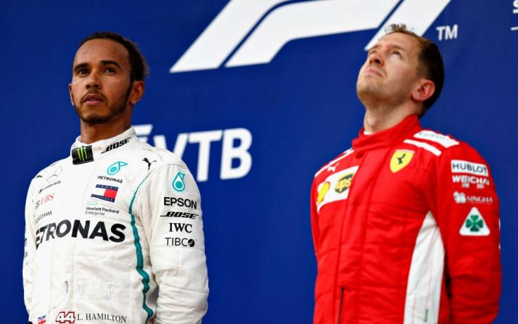 Formula 1, GP Germania: Hamilton a caccia del record di Senna