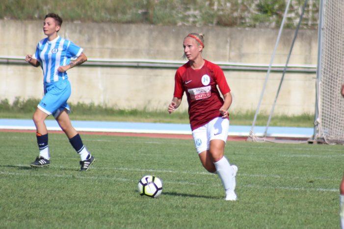 Napoli Femminile Carpisa Yanamay, domani parte il campionato