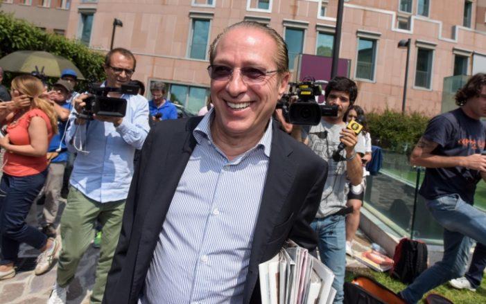 """Monza senza tattoo, Paolo Berlusconi: """"Difficile"""""""