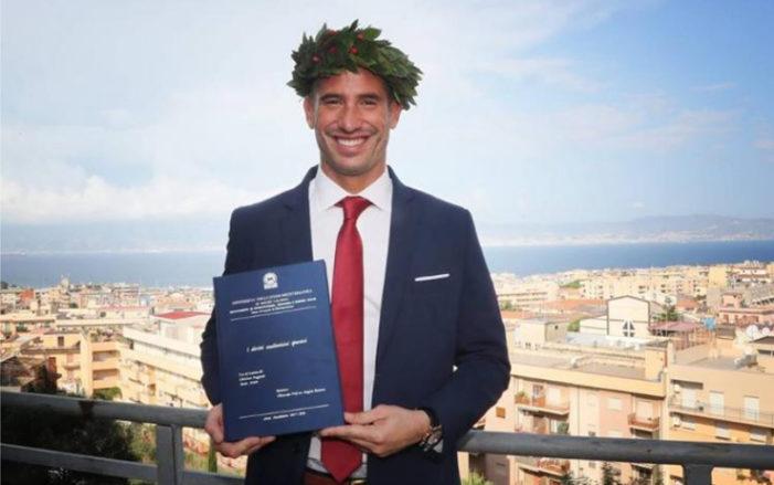 Puggioni torna a Reggio.. per la laurea!