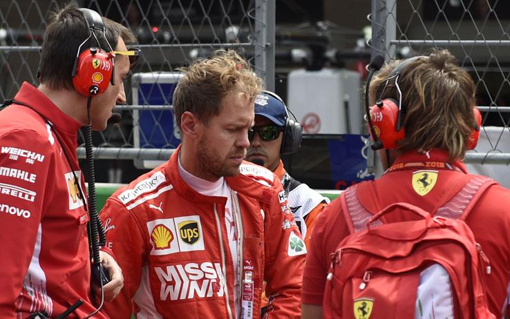 F1 – Vettel e la Ferrari si salutano