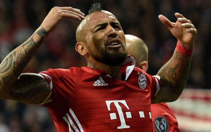Vidal, rissa e multa record da 800mila euro