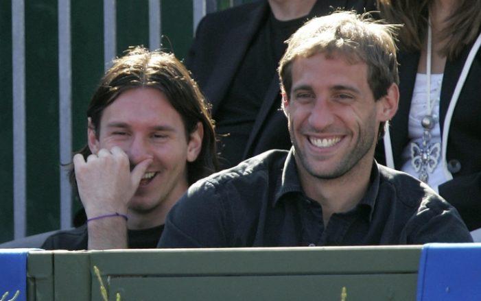 "Zabaleta: ""Messi? Dormiva sempre ed era confuso"""