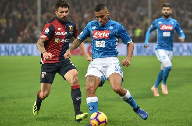 """LE INTERVISTE – Allan: """"Vittoria contro il Genoa vale più di tre punti"""". Fabian Ruiz: vittoria del cuore"""