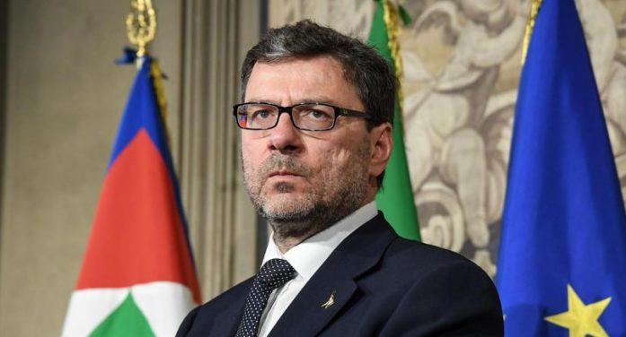"""Giorgetti: """"CONI Servizi non ci sarà più, sarà il Governo a gestire gli aspetti legati al business dello sport. Con la FIGC tuteleremo diversamente gli arbitri"""""""