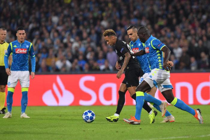 Kalidou Koulibaly: oggi è andata più o meno bene, sempre difficile giocare contro Liverpool e PSG