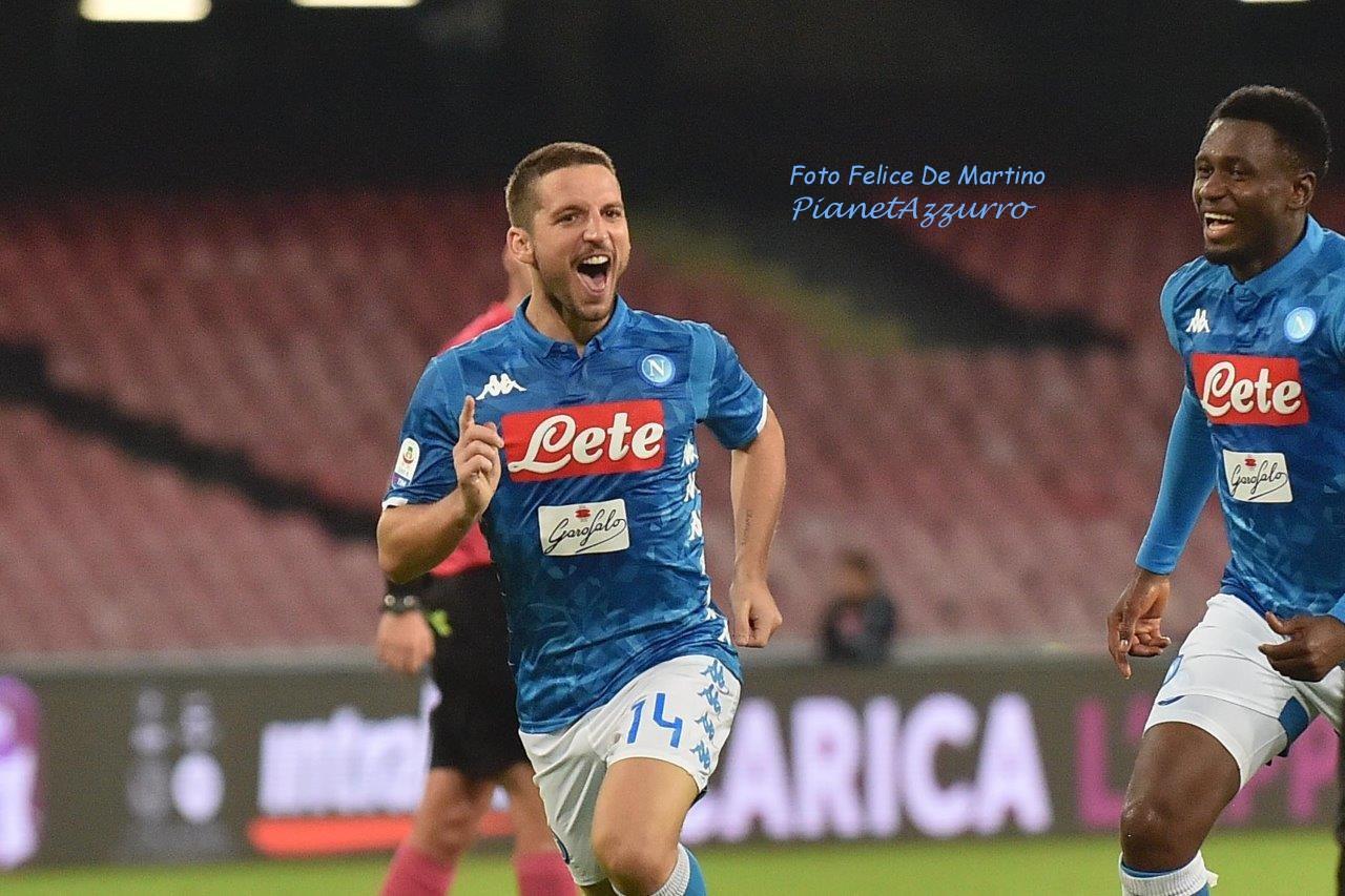 """Mertens: """"Vincere a Napoli potrebbe essere il più grande coronamento di una carriera"""""""