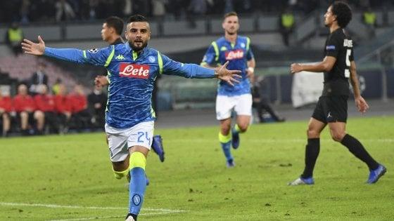 """Napoli, Ancelotti: """"Il lavoro di Sarri è stato fondamentale"""""""