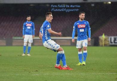 LA PARTITA – Napoli-Torino 0-0, termina a reti bianche la sfida del San Paolo