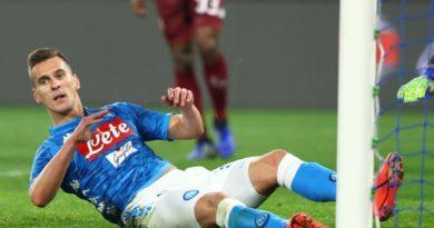 LE PAGELLE DEGLI AZZURRI: Napoli-Torino 0-0, Fabian e Milik deludono ancora