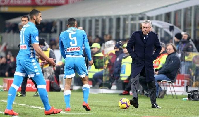 LA PARTITA – Napoli-Genoa 0-0, al San Paolo piove sul bagnato