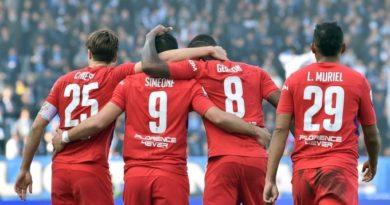 Spal-Fiorentina 1-4: rimonta viola con Edimilson, Veretout, Simeone e Gerson