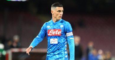 Callejon è il calciatore ad aver fornito più assist nel Napoli