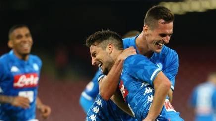 LE PAGELLE DEGLI AZZURRI: Napoli-Udinese 4-2, che giocate di Mertens, difesa distratta