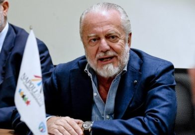 """De Laurentiis: """"James Rodriguez è un desiderio di Ancelotti, per Manolas ci sono due problemi da superare"""""""