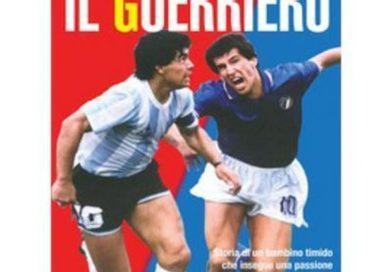 Salvatore Bagni, stamane a Napoli, per la presentazione del libro autobiografico Il Guerriero