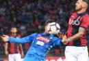 Bologna-Napoli 3-2. Decide Santander nel finale