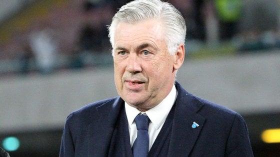 OBIETTIVO NAPOLI – Da oggi Ancelotti è ufficialmente sotto esame