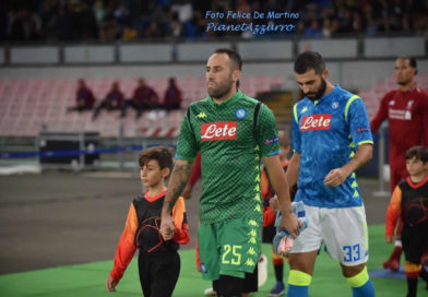 Ospina resta a Napoli, esercitato il diritto di riscatto
