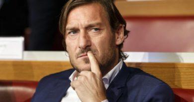 IScommesse, si gioca sul futuro di Totti: i bookmaker britannici lo vedono dirigente Figc, ma si apre anche uno squarcio viola