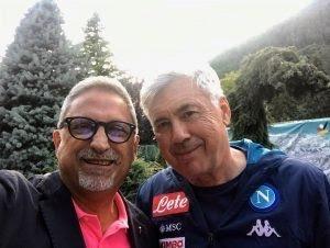 Carlo Alvino non ha dubbi: James Rodriguez sarà del Napoli, patto d'acciaio con Ancelotti