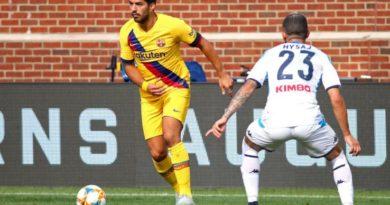 LA PARTITA – Napoli-Barcellona 0-4, debacle azzurra