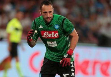"""Napoli, Ospina: """"Grato ad Ancelotti. Pronti a lottare per lo scudetto"""""""