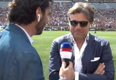 Napoli, Giuntoli: la squadra è forte così, ma vediamo che succede…