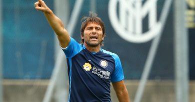Inter-Juve, sfida sul filo del rasoio: Conte avanti a Sarri di un soffio. Partita thriller del Milan a Marassi