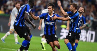 Serie A: Inter sempre più lontana dallo scudetto sulla lavagna dei bookmakers