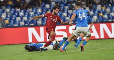 Champions League, Liverpool-Napoli: solo uno scommettitore su 10 crede nel «2»