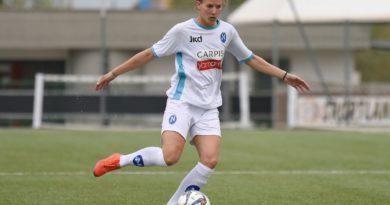 Napoli Femminile, domani parte la Coppa Italia