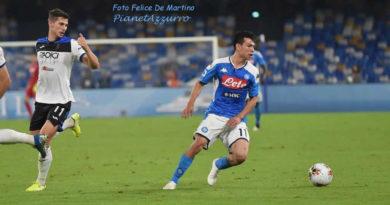 Serie A: Lukaku-Ibra, la sfida del gol è alla pari. Equilibrio quasi perfetto in Napoli-Atalanta