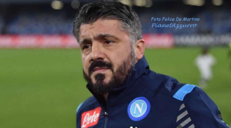 """Gattuso: """"Domani altro test importante per il nostro cammino, drovremo essere pronti a lottare"""""""