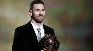 Pallone d'oro, trionfa Messi per la sesta volta nella sua carriera