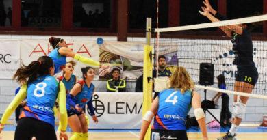 PALLAVOLO – Luvo Barattoli Arzano al giro di boa del campionato