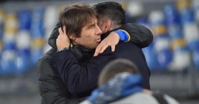 L'Inter di Conte e le speranze scudetto ormai sfumate