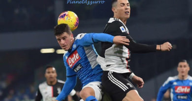 Supercoppa, Juventus-Napoli: bianconeri avanti ma la cabala rema contro Pirlo